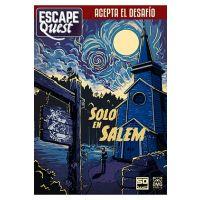 Escape Quest 3: Solo en Salem