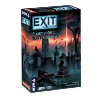 Juego Exit El Cementerio de las Tinieblas