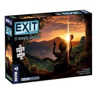 Juego Exit El Templo Perdido