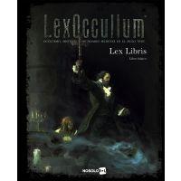LexOccultum: Lex Libris (Manual del Director de Juego)