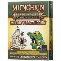 Munchkin Age of Sigmar: Muerte y Destrucción