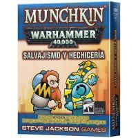Munchkin Warkhammer 40.000: Salvajismo y Hechicería