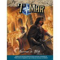 7º Mar: Naciones de Théah Vol. 2 juego de rol