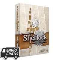 En la Mente de Sherlock juego de deducción