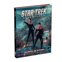 Star Trek Adventures: División de Mando