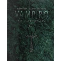 Vampiro La Mascarada juego de Rol