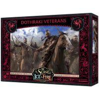 Canción de Hielo y Fuego: Veteranos Dothraki