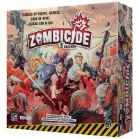 Zombicide (2ª Edición) Kilómetro 0