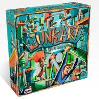Junk Art juego de habilidad para toda la familia