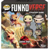 Jurassic Park Funkoverse (Español)