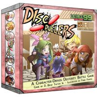 World of Indines: Disc Duelers
