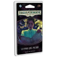 Arkham Horror, el juego de cartas: La paga del pecado
