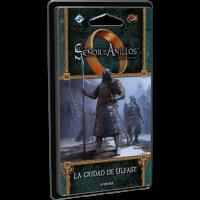 El señor de los Anillos LCG: La ciudad de Ulfast / La Venganza de Mordor