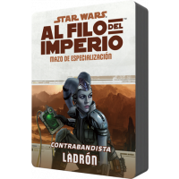 Star Wars: Al filo del Imperio. Mazo de especialización: Contrabandista Ladrón