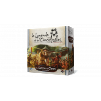 La leyenda de los Cinco Anillos El juego de cartas: La Guerra de los clanes