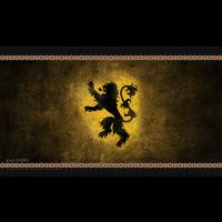 Tapete de Juego de Tronos: Casa Lannister