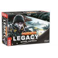 Pandemia Legacy: Segunda temporada (Negro)