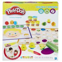 Play-Doh: Aprendo Letras y Lenguaje