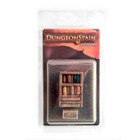 DungeonSpain: Librería y baúl