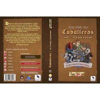 Libro-Juego: Caballeros 3 - La Ciudad Sepultada