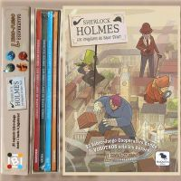 Libro-juego Cooperativo: Sherlock
