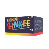 Linkee juego de mesa de preguntas y respuestas