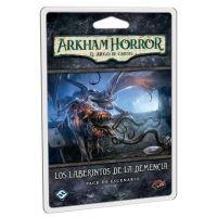 Arkham Horror, El juego de cartas: Los laberintos de la demencia