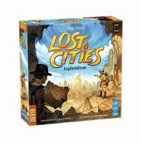 Lost Cities - Exploradores - pequeño golpe en la caja