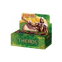 Caja entera de sobres de cartas Magic Theros