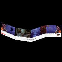 Dungeons & Dragons - Pantalla Dungeon Master La maldición de Strahd