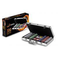 Maletín póker 300 fichas