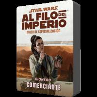 Star Wars: Al filo del Imperio. Mazo de especialización: Pionero Comerciante