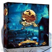 Halloween Party. Memento Mory es una expansión para el juego de mesa Halloween Party