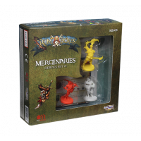 Rum & Bones - Mercenary Heroes Set 1