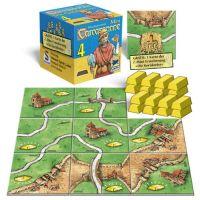 Carcassonne mini 4: Minas de oro