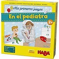 Mis primeros juegos – En el pediatra