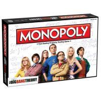 Monopoly Big Bang Theory es la versión de la serie de TV