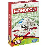 Monopoly Grab & Go - pequeño golpe en la caja