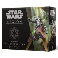 Star Wars Legión: Motos deslizadoras 74-Z