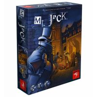 Mr. Jack London juego de mesa