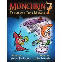 Munchkin 7: Trampas a dos manos.