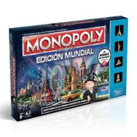Monopoly Edición Mundial (Portugues)