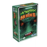 Monsters Vs. Heroes: Legends of Cthulhu juego de mesa