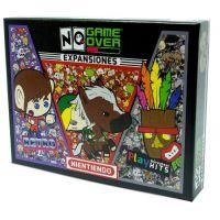 No Game Over: Nientiendo, Play & Greatest Hits y Retro juego de mesa basado en videojuegos