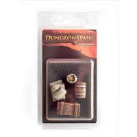 DungeonSpain: Objetos de almacén