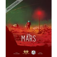 On Mars (versión Kickstarter) - pequeño golpe en la caja