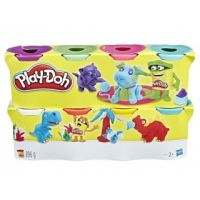 Play-Doh Pack de 8 Botes