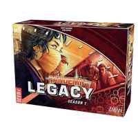 Pandemia Legacy rojo