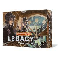 Pandemic Legacy Temporada 0 Kilómetro 0
