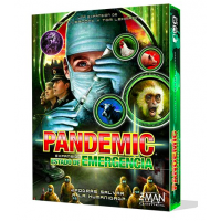 Pandemic. Estado de emergencia